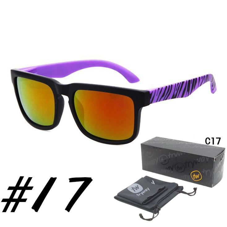 NEW Fashion Sunglasses Oculos De Sol Classic Glasses Outdoor MTB Road Cycling Glasses with Boxes