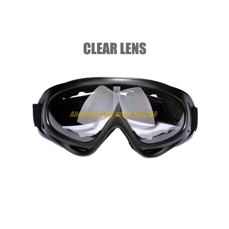 82ffb113b76 Military glasses army Airsoft shooting X400 Tactical Goggles Protection Anti-sandstorm  ski gafas