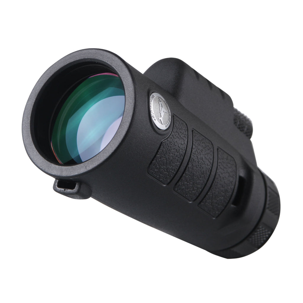 Brand Sharks 10x42 Telescope HD BK4 Optics Waterproof Monocular pocket High-power Hunting telescope