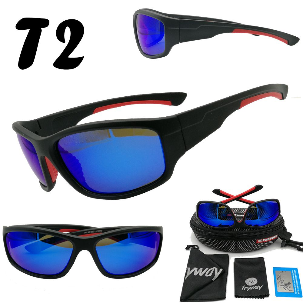 New Polarized sunglasses men sports bike cycling glasses Fishing Goggles outdoor camping eyewear