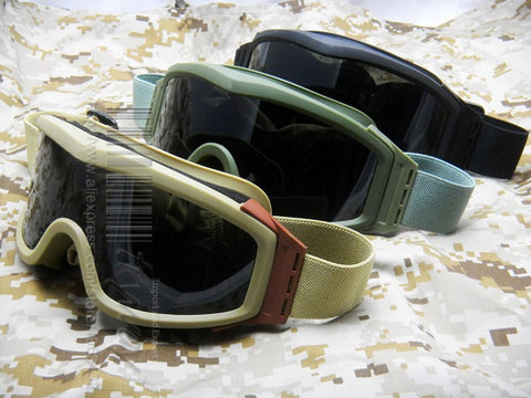 Tactical glasses Military Army Profile Ballistic goggles anti-fog ACU Foilage Goggles NVG Gafas