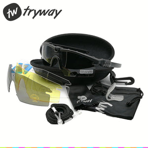 SI M 3.0 Polarized sunglasses Protection Military hiking Army Goggles Tactical Frame outdoor glasses