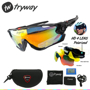 New JBR UV400 Polarized glasses Professional Cycling Sunglasses MTB Road Bike Bicycle Glasses TR90 Gafas Cicismo oculos de sol goggles