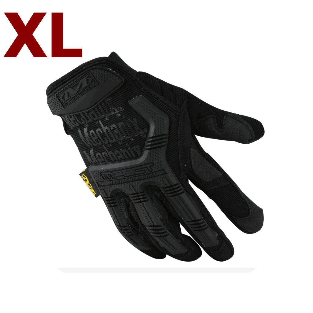 New Tactical M-Pact Protection Gloves Army Tactical Guantes Outdoor combat Paintball Airsoft Shooting male covert full finger Gloves