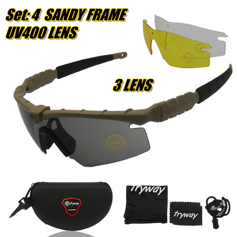 Tactical goggles SI Ballistic M 2.0 Army Military Polarized lens Combat Wargame Paintball gafas