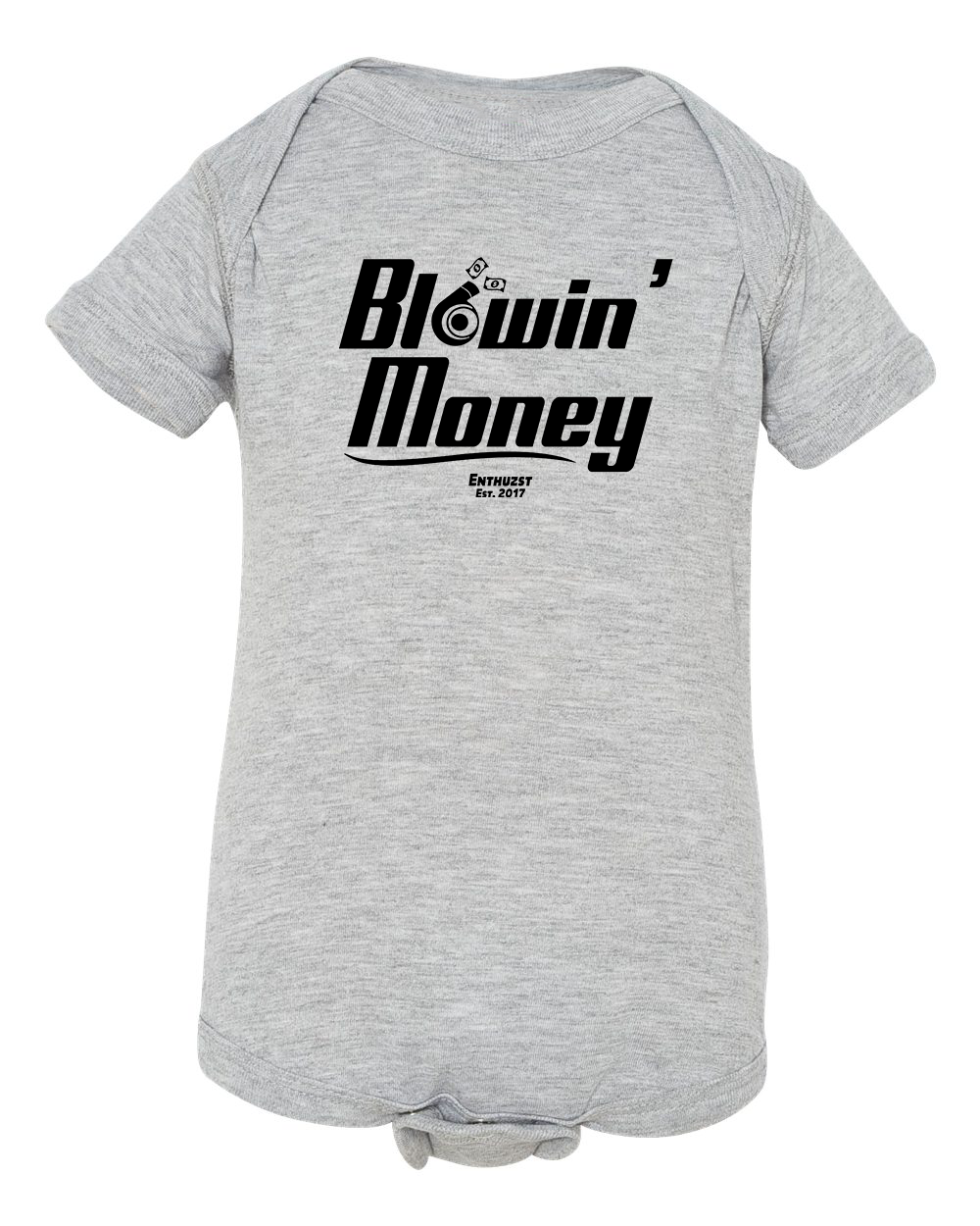 Blowin' Money Onesie