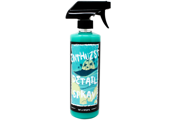 Limited Tropical Teal Detail Spray