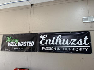 Money Well Wasted Banner