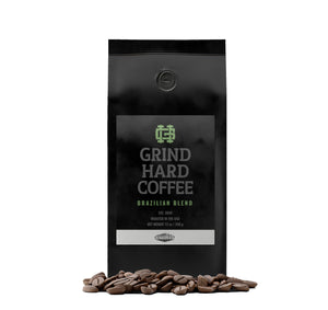 Brazilian Blend Premium Coffee - GHC x Enthuzst