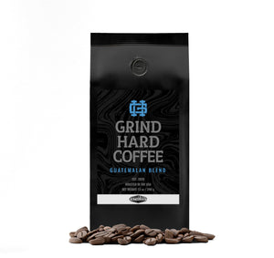 Guatemalan Blend Premium Coffee - GHC x Enthuzst