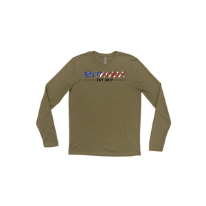 Old Glory Long-Sleeve