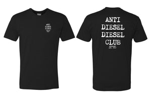Anti Diesel Diesel Club - Limited