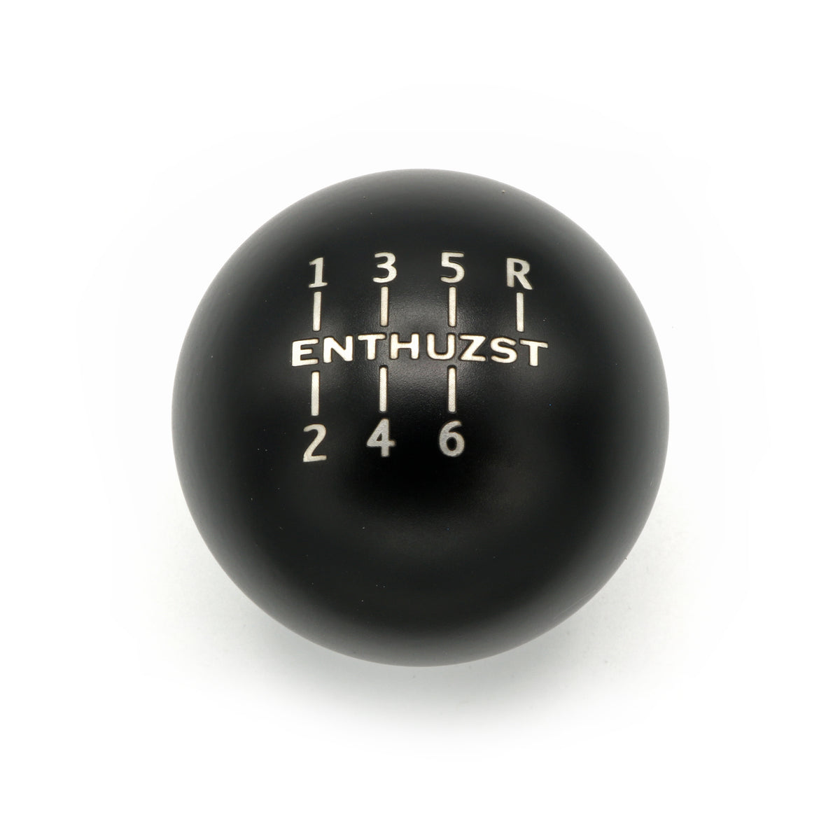 Matte Black CNC Stainless Weighted Shift Knob
