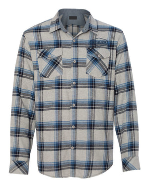 Limited Winter Blues Flannel