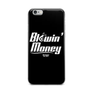 Blowin' Money - iPhone Case