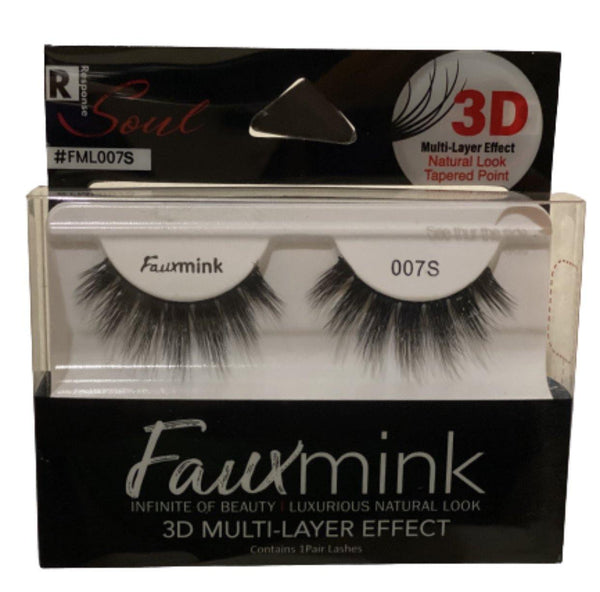Mink Lashes 007s - Belle De'esse Boutique
