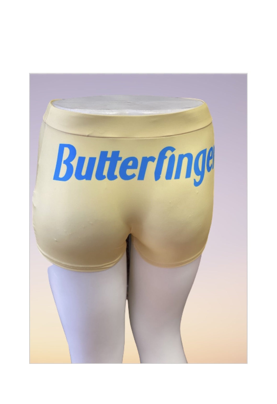 Butterfinger Shorts - Belle De'esse Boutique