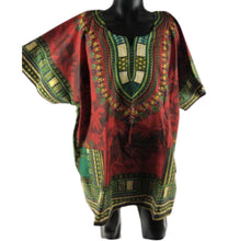 RED DASHIKI