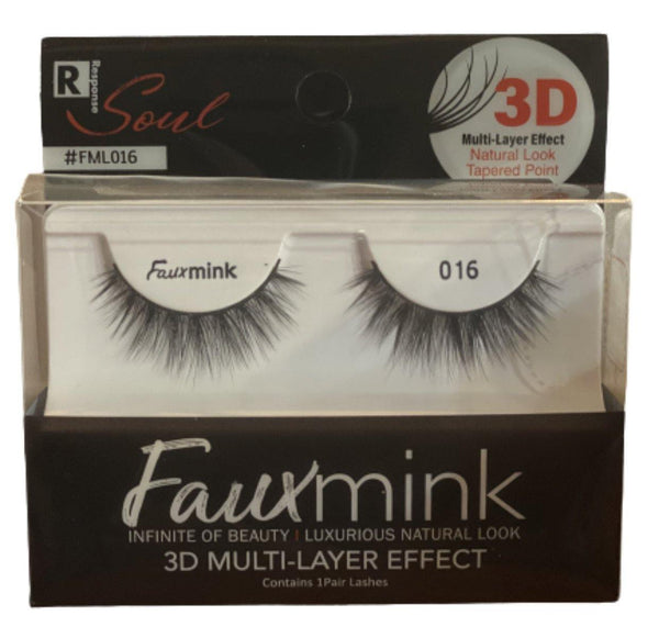 Mink Lashes 016 - Belle De'esse Boutique