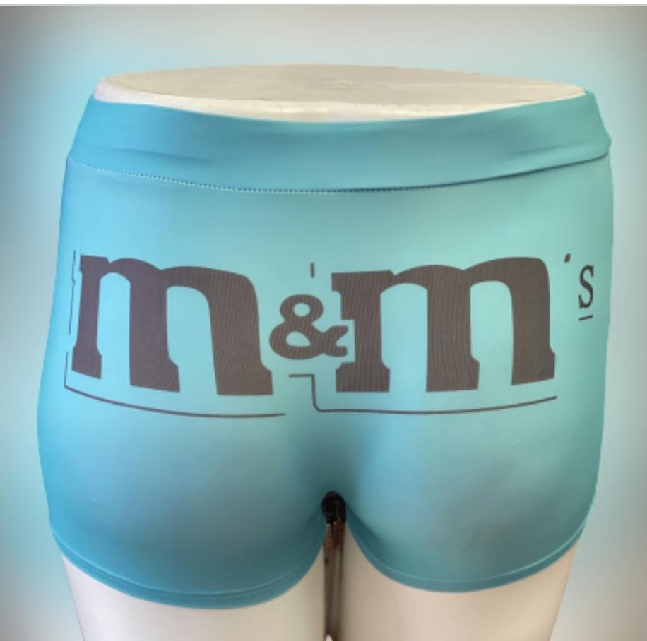 M&M's Shorts - Belle De'esse Boutique