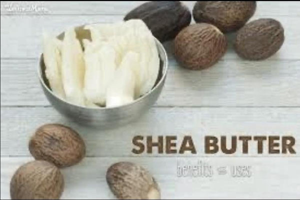 Whipped Shea Butter- Baby powder scent - Belle De'esse Boutique