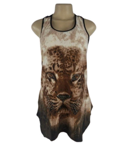 ANIMAL PRINT TOPS - Belle De'esse Boutique