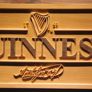 GUINNESS Ale  3D Wooden Signs - Woody Signs Co.