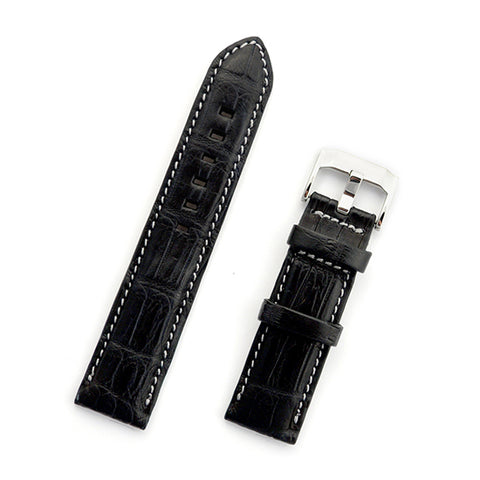 Matthew The Crocodile watch strap