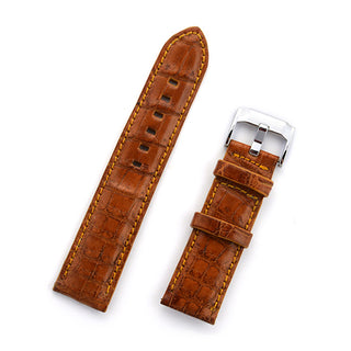 Jesse The Crocodile watch strap