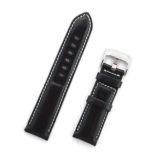 Carlos the Calf leather watch strap