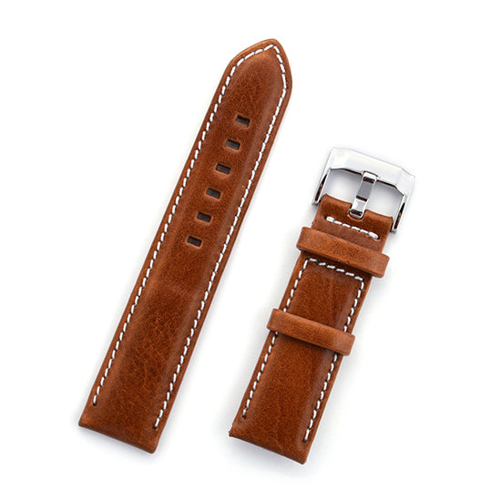 Robert The Calf leather watch strap