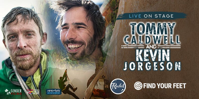 Tommy Caldwell and Kevin Jorgeson