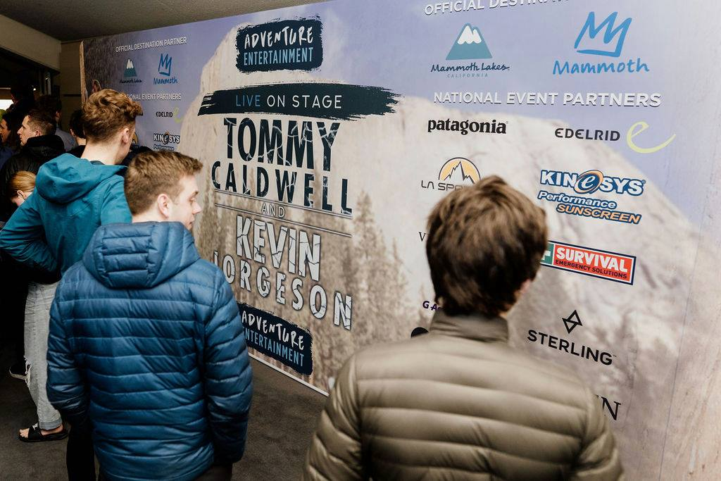 Tommy and Kevin Media Wall