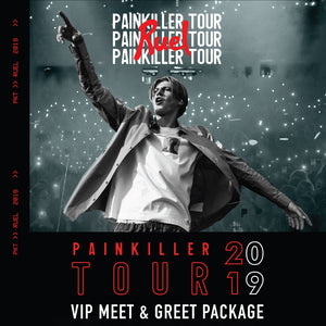 PAINKILLER VIP MEET & GREET (BRISBANE 5TH MAY)
