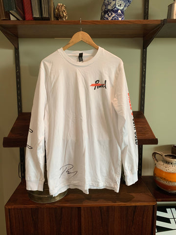 Auction - Signed 'Song Title' Longsleeve
