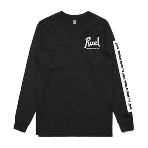 2018 World Tour Longsleeve