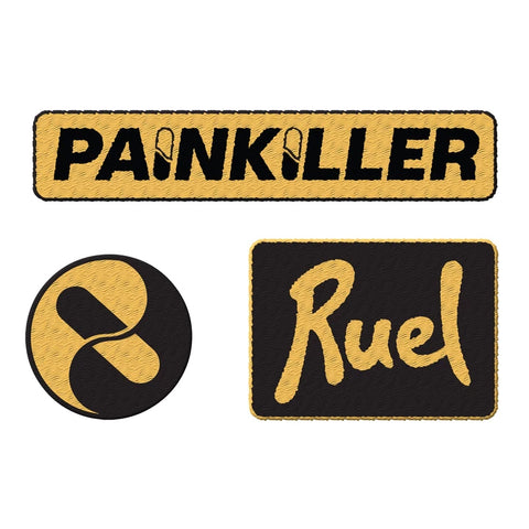 Painkiller Patch Set