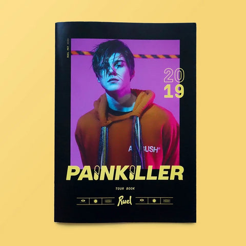 """Painkiller Tour"" Photo Book 