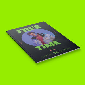 Free Time EU/UK Tour Photo Book (Limited Edition) PRE-ORDER