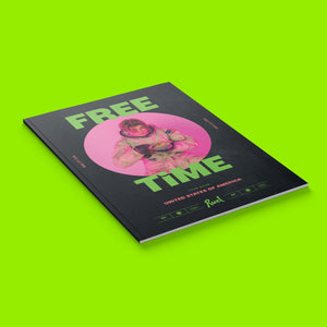Free Time USA Tour Photo Book (Limited Edition) PRE-ORDER
