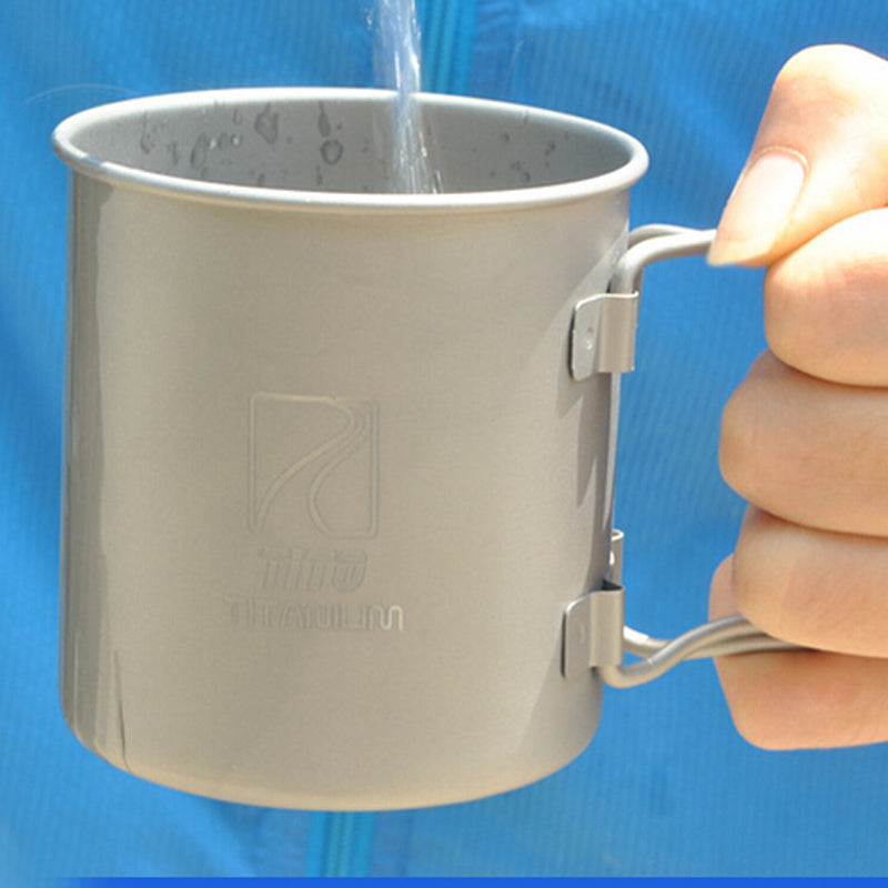 350ml Folding Cooking Water Kettle Pot