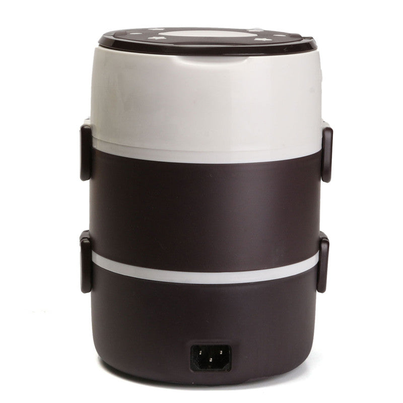 Mini rice cooker two/three layers multifunctional