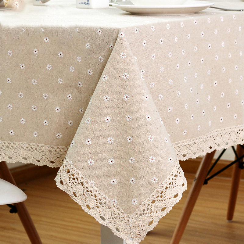 Japan Style Table Cloth for Restaurant