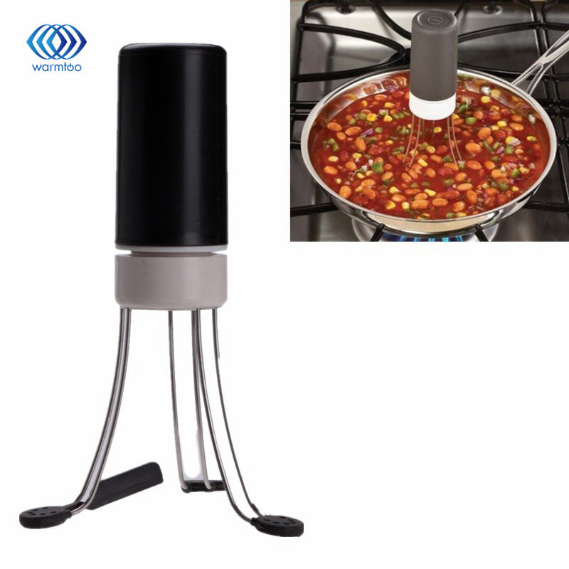 Crazy Stirring Stick Blender Automatic Mixer
