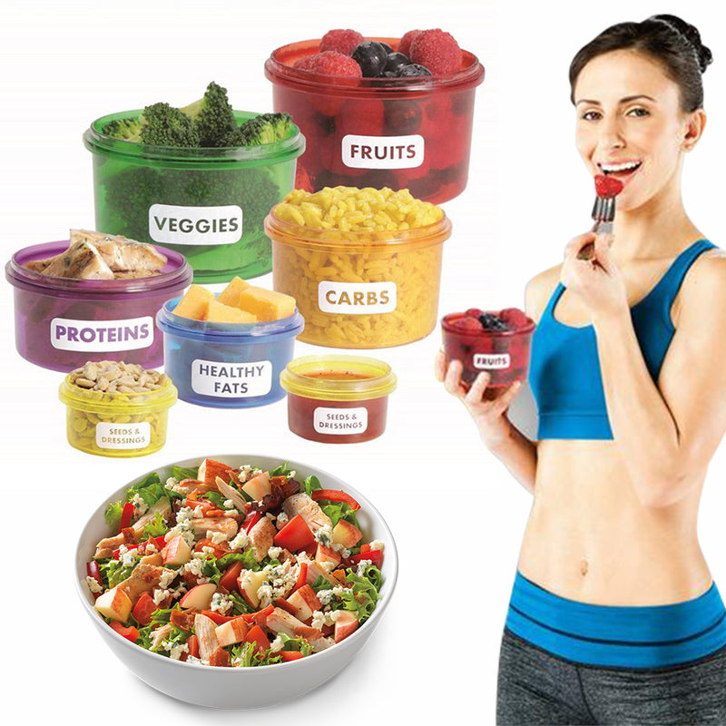 Fitness Workout Lunch Dinnerware