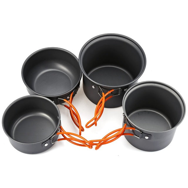 Cooking Picnic Pot Pan