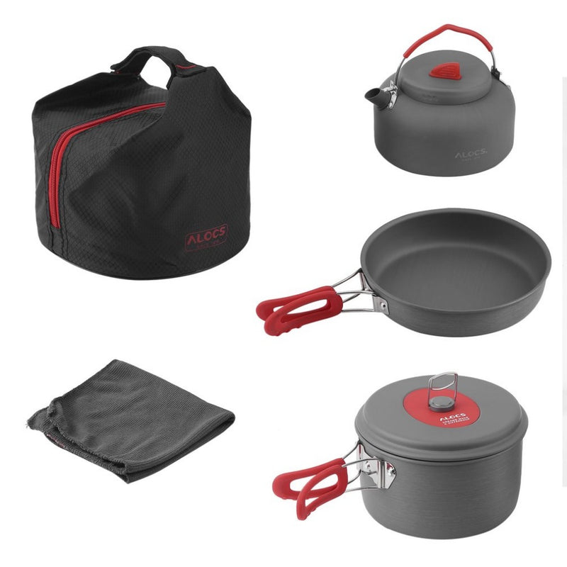 Camping Cookware Ultralight Outdoor Cooking