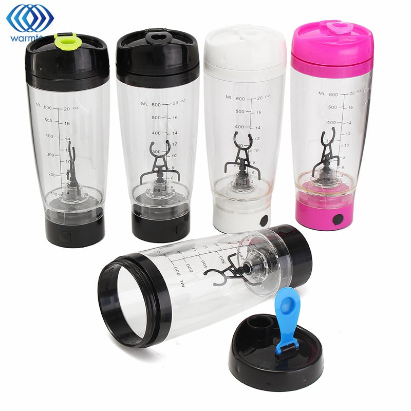 Electric Protein Shaker Blender Auto Mixing