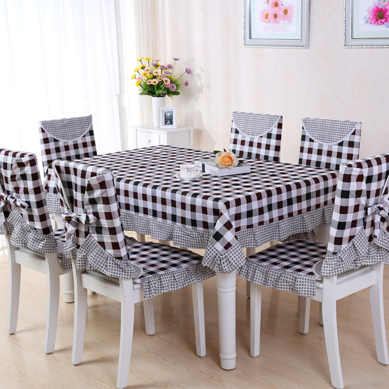 Wedding Home Coffee Table Cloth Cover