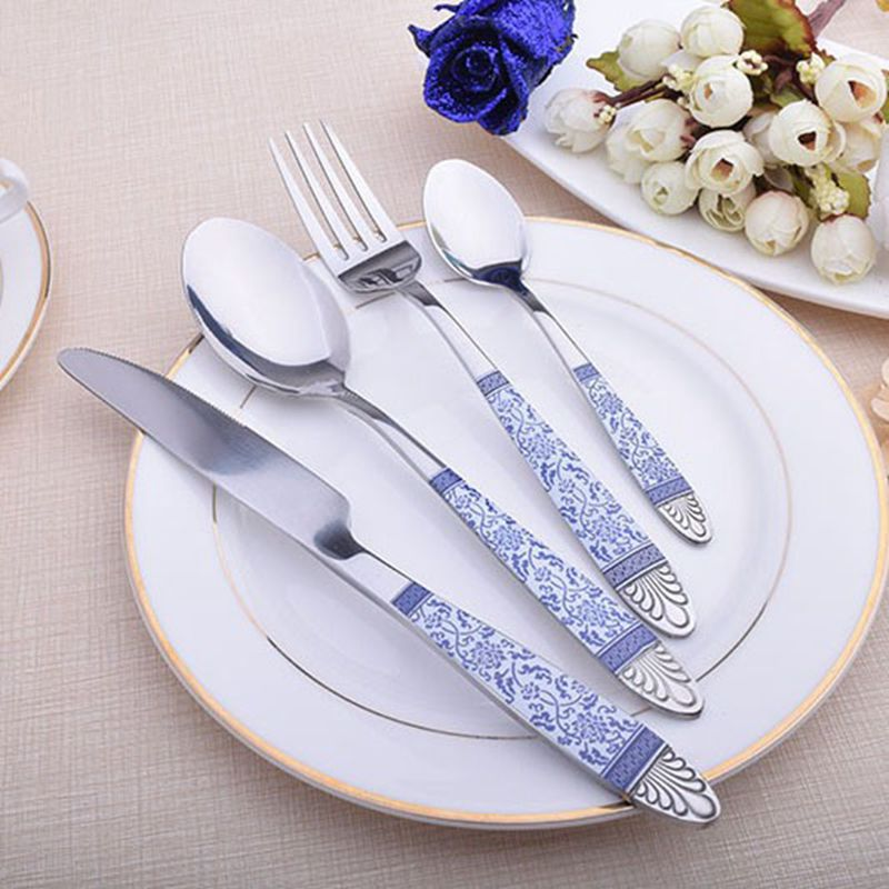 Cutlery Knife Fork Food Stainless Steel Dinner